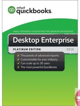 Intuit QuickBooks Enterprise Accountant 2018