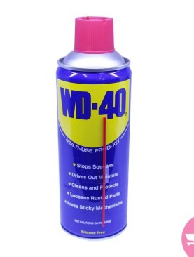 WD-40 Cleaning Agent 330ml - Blue