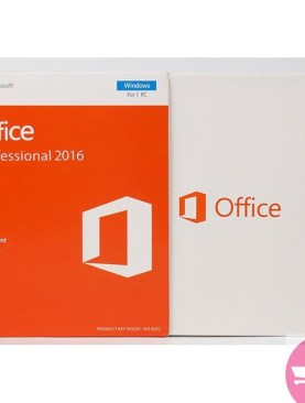 Microsoft Office Professional 2016 1 PC