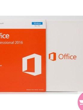 Microsoft Office Professional 2016 1 PC
