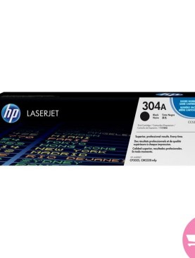 HP 304A original Laser Jet (CC530) - Black