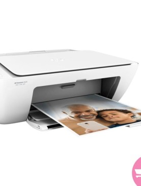 2019 HP Wireless Printing Deskjet 2620 All in One 3 in 1 ( PRINTER PHOTOCOPIER SCANNER ) Multi-Purpose Printer - White