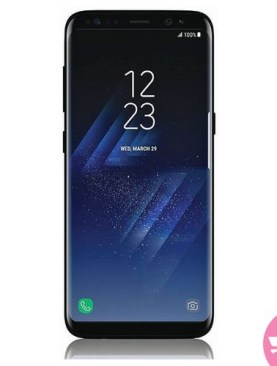 Samsung Galaxy S8 - Prism Black