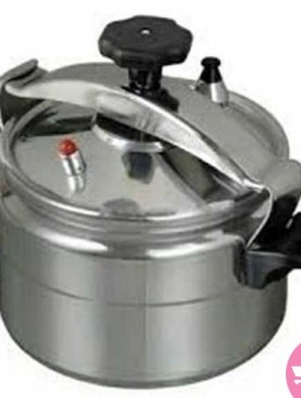 Pressure Cooker- 5Litres - Silver