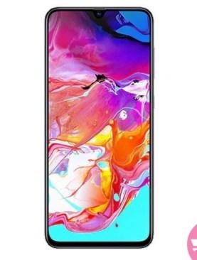Samsung Galaxy A70 Dual SIM - White