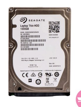 2TB Toshiba Internal Hard Drive - Silver