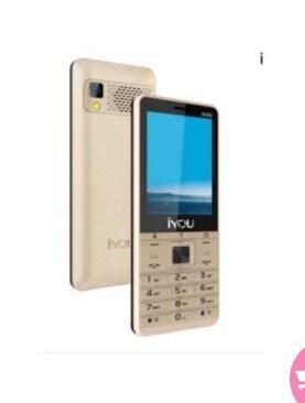 iYou Mobile 8200 Tri SIM - Gold