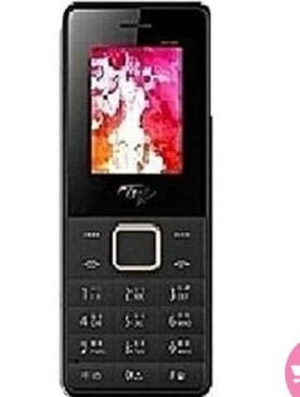 Itel 2160 - Dual SIM – Black