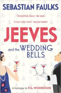 jeeves-and-the-wedding-bells imitation of wodehouse