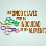 5 Claves para la Inocuidad de los Alimentos
