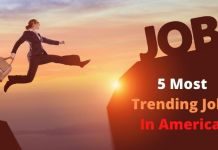5 Most Trending Jobs In America