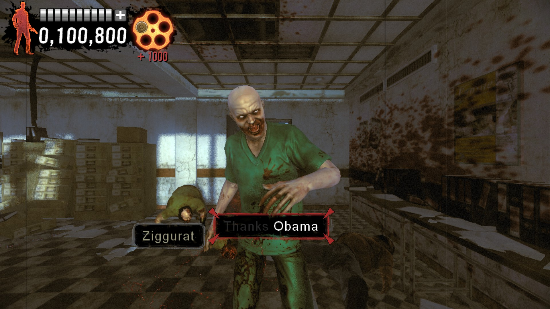 Review Typing Of The Dead Overkill Sega Addicts