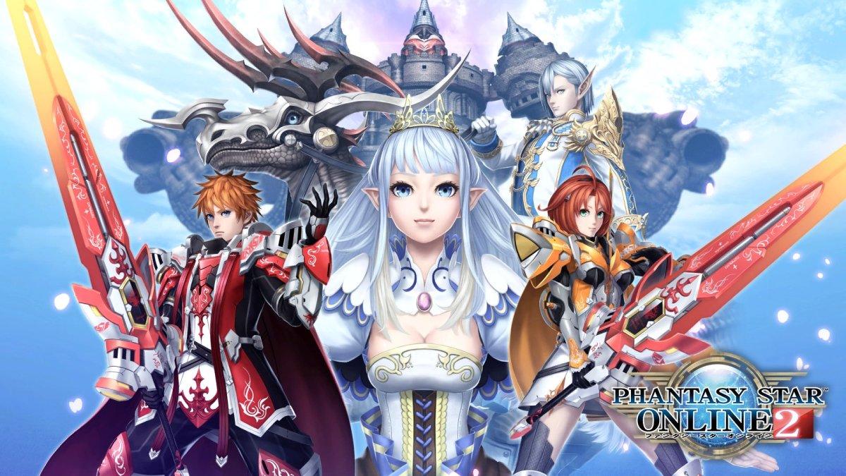 Jouer à Phantasy Star Online 2 jap sur une Playstation 4 fr | Tuto