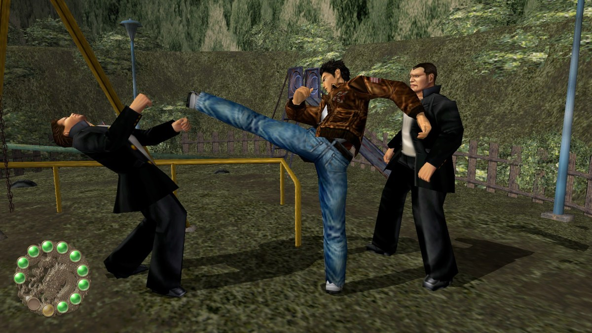 Corey Marshall nous raconte Shenmue I & II part.3
