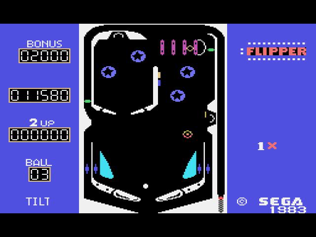 Sega Flipper