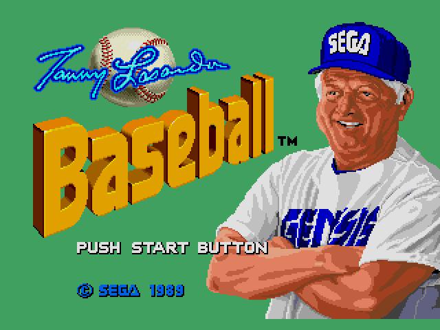 Super League / Tommy LaSorda Baseball