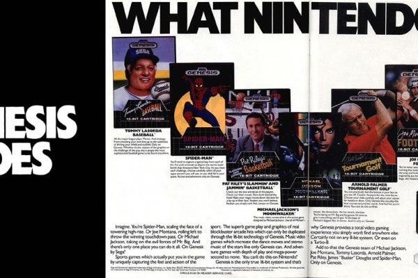 The Year in Sega – 1990