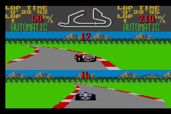 Super Monaco GP (8-Bit)