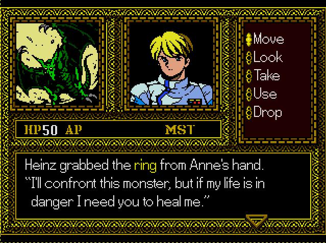 Phantasy Star II: Anne's Adventure