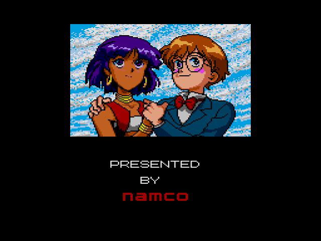 Fushigi no Umi no Nadia (Mega Drive, 1991)