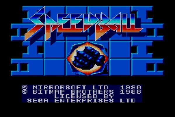 Speedball (Master System, 1991)