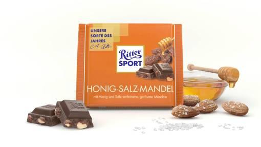 Ritter Sport Honung saltmandel