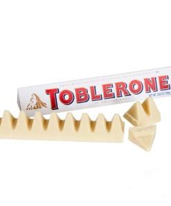 Toblerone vit 100g