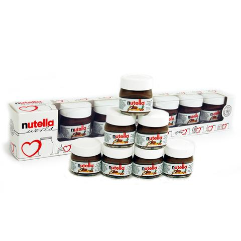 Nutella World 7-pack Mini