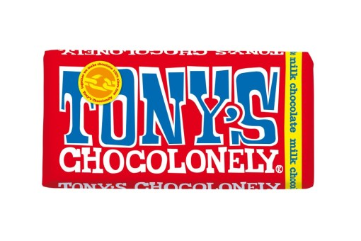Tony's Milk Chocolate 180 g