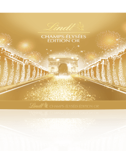 Lindt Champs Elysees Gold Edition 427g