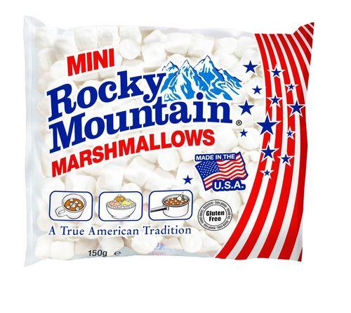 Rocky Mountain Marshmallows Mini 150g
