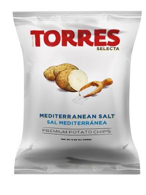 Torres Mediterranean Salt