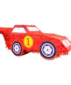 Pinata Sportbil Röd