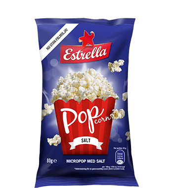 Estrella Micropopcorn Salt