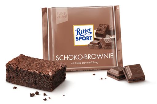 Ritter Sport Choko Brownie