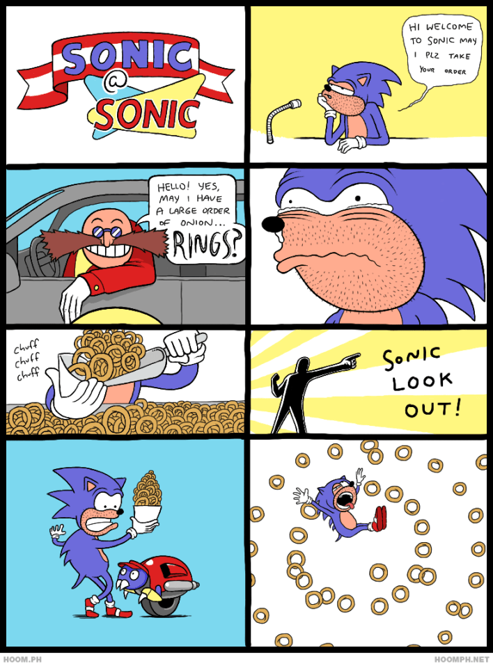 Sonic at Sonics