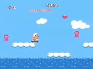 Adventure Island - NES Stage 2