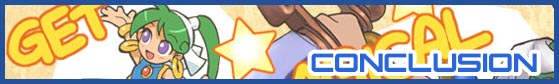 Wonder Boy - Conclusion Banner