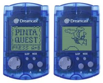 Dreamcast VMU Skies