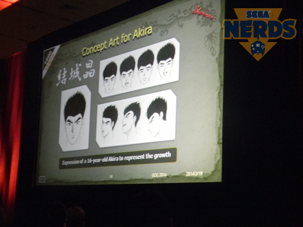 Akira's early concept art