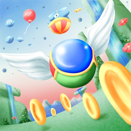 Fantasy Zone by Sims