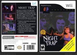 Night Trap coming to Nintendo consoles would make Dana Plato roll in her grave.
