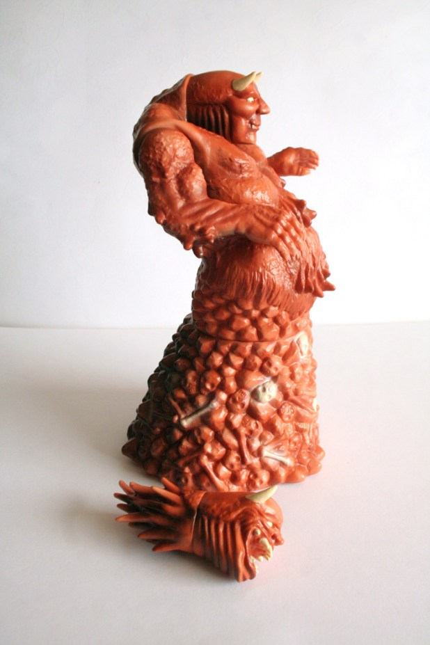 Boss Aggar Figure from Altered Beast