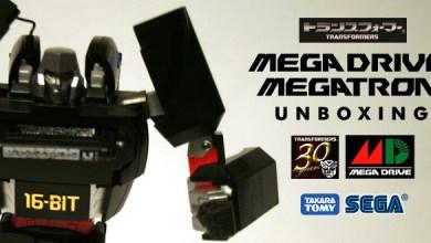 Mega Drive Megatron