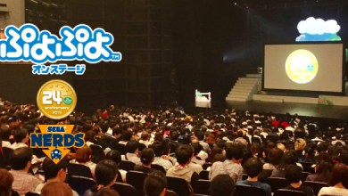 Puyo Puyo On Stage premieres in Japan