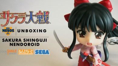 Sakura Shinguji Nendoroid
