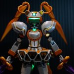 Hasegawa Virtual On model kits