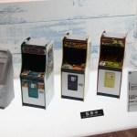 Wave Arcade model kits