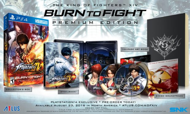 king-of-fighters-xiv-premium-edition