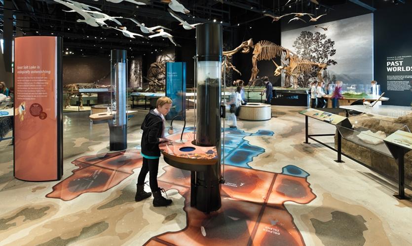 Natural History Museum of Utah Environmental Graphics and ...